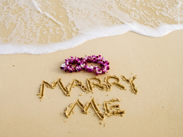 Fail Marriage Proposal - Marry me