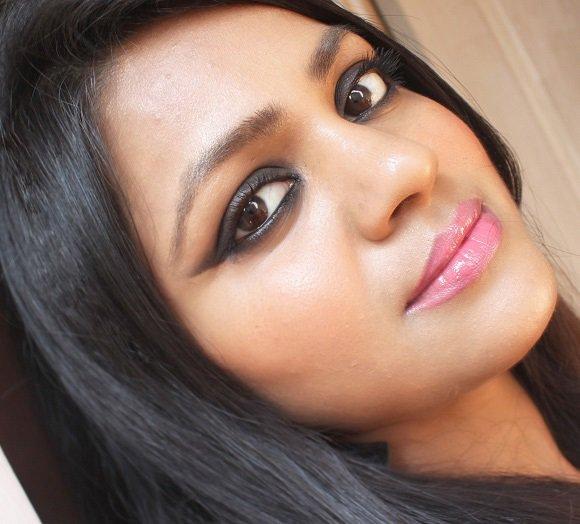 wheatish skin lipstick