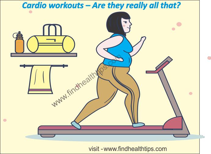 Cardio Exercises Benefits