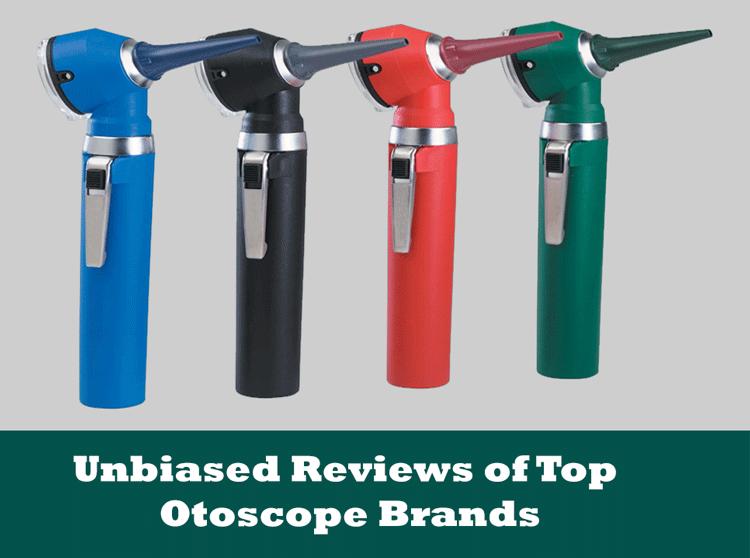 Otoscope brands