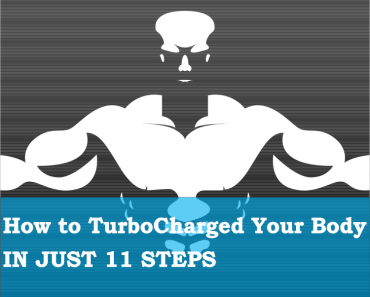 TURBOCHARGED BODYBUILDING