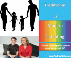 traditional vs modern family