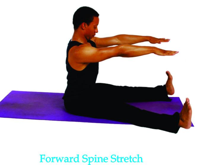 forward spine stretch