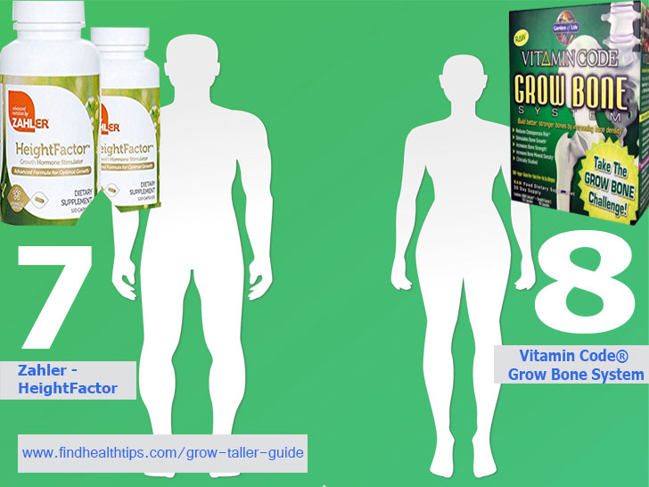 grow taller products