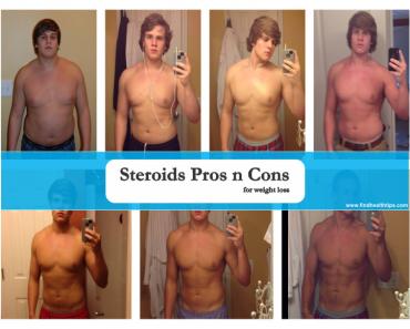 pros cons steroids