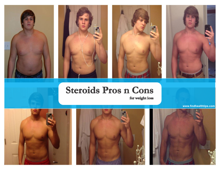 pros cons steroids