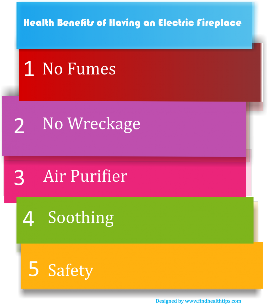 health benefit electric fireworks