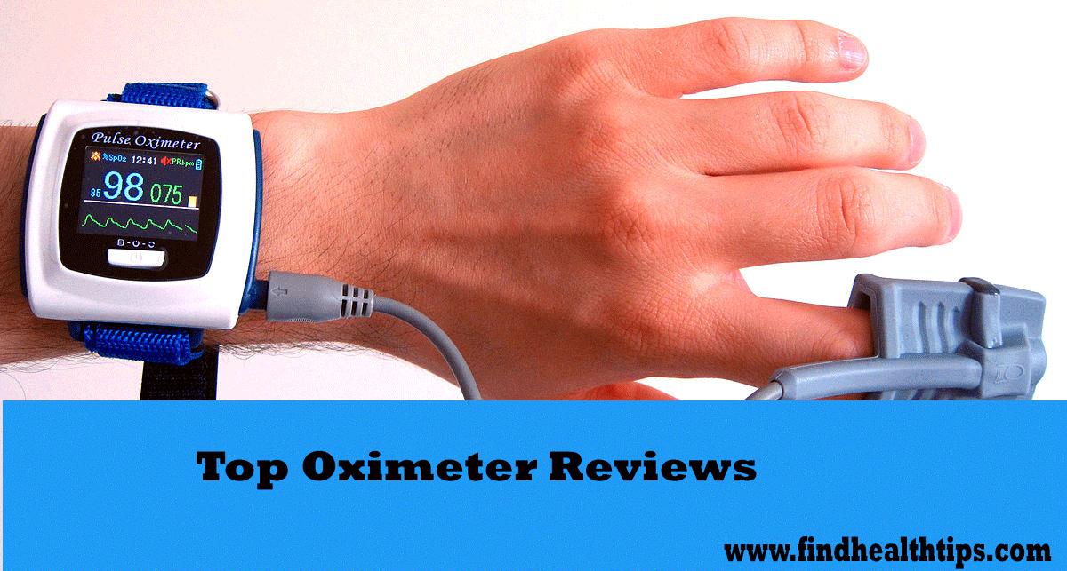 oximeter reviews