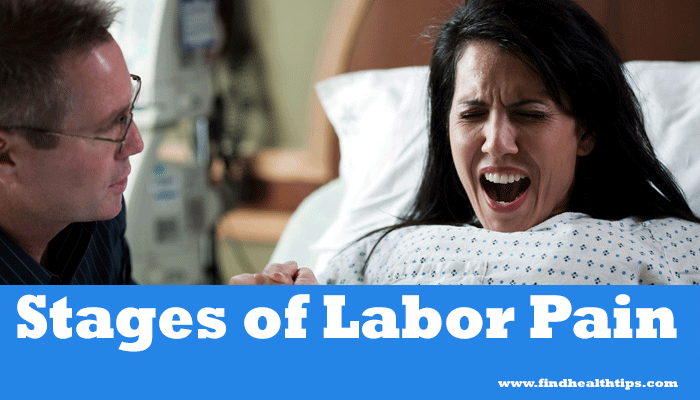 Labor Pain Stages