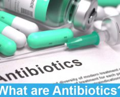 what are antibiotics
