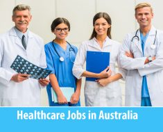 HealthCare Jobs in Australia