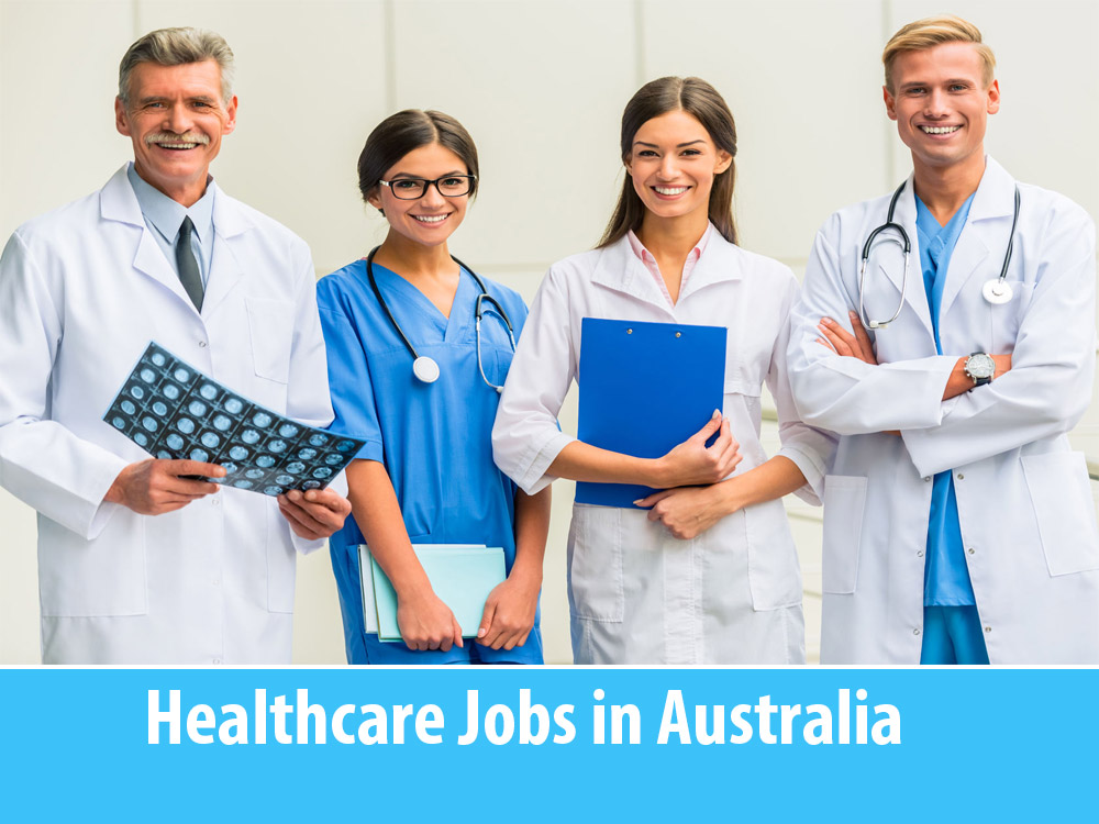 HealthCare Jobs in Australia