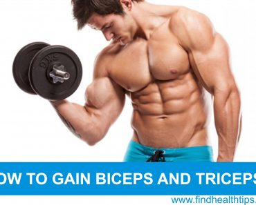 gain biceps