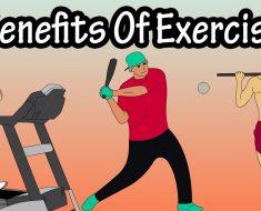 regular exercise benefits