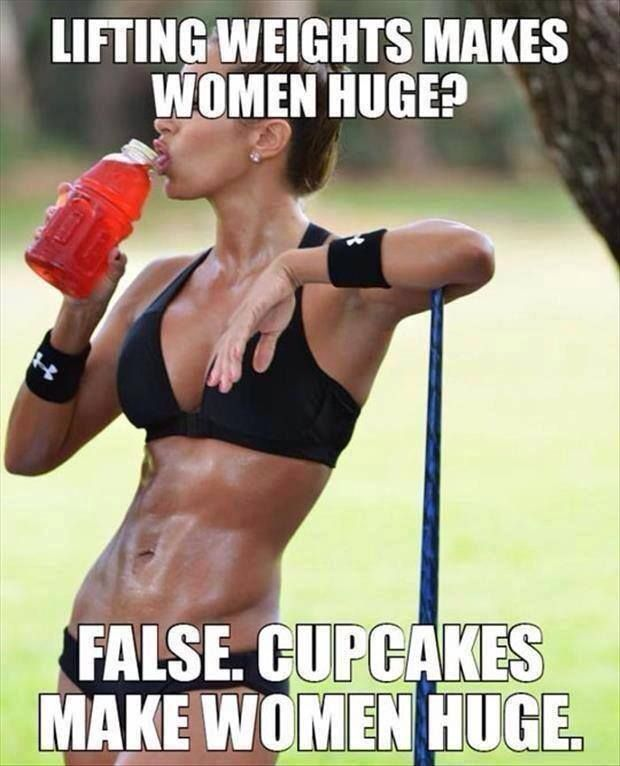 20 Trending Funny Fitness and Food Memes 1