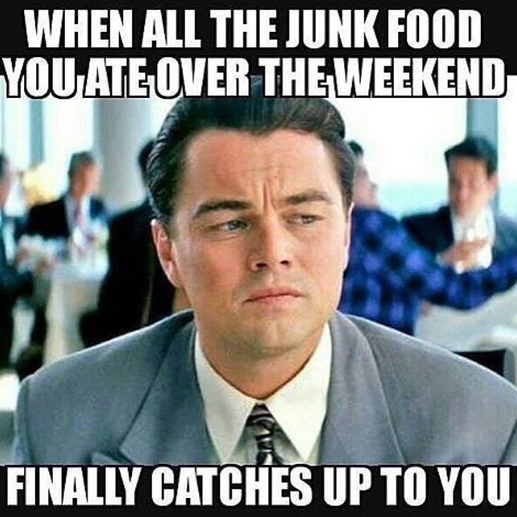 20 Trending Funny Fitness and Food Memes 8