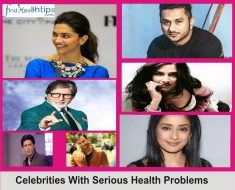 Celebrities With Serious Health Problems