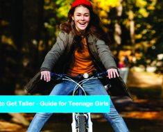 Guide for Teenagers Girls Tall Fast