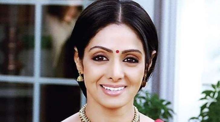 Sridevi Died Today on Saturday, 24 February 2018