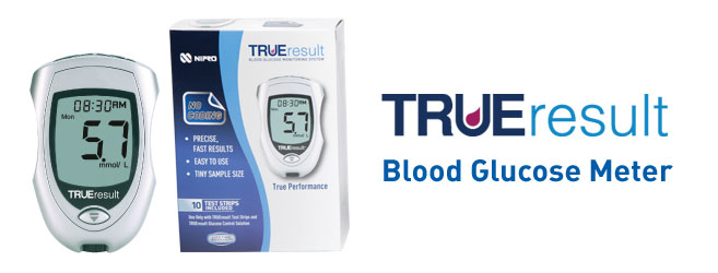 TRUE Result Blood Glucose Starter Kit