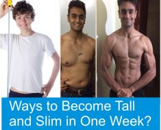 become taller in one week guaranteed