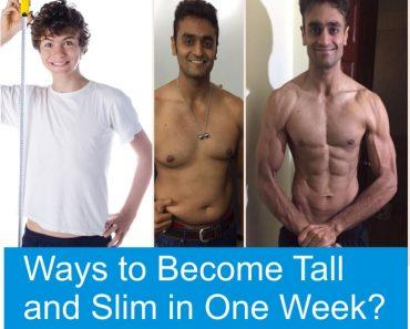 become taller in one week guaranteed
