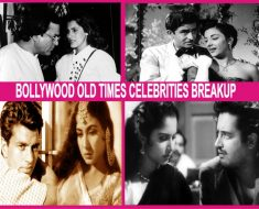 bollywood old times celebrities breakup