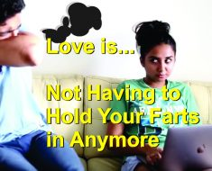 couple fart