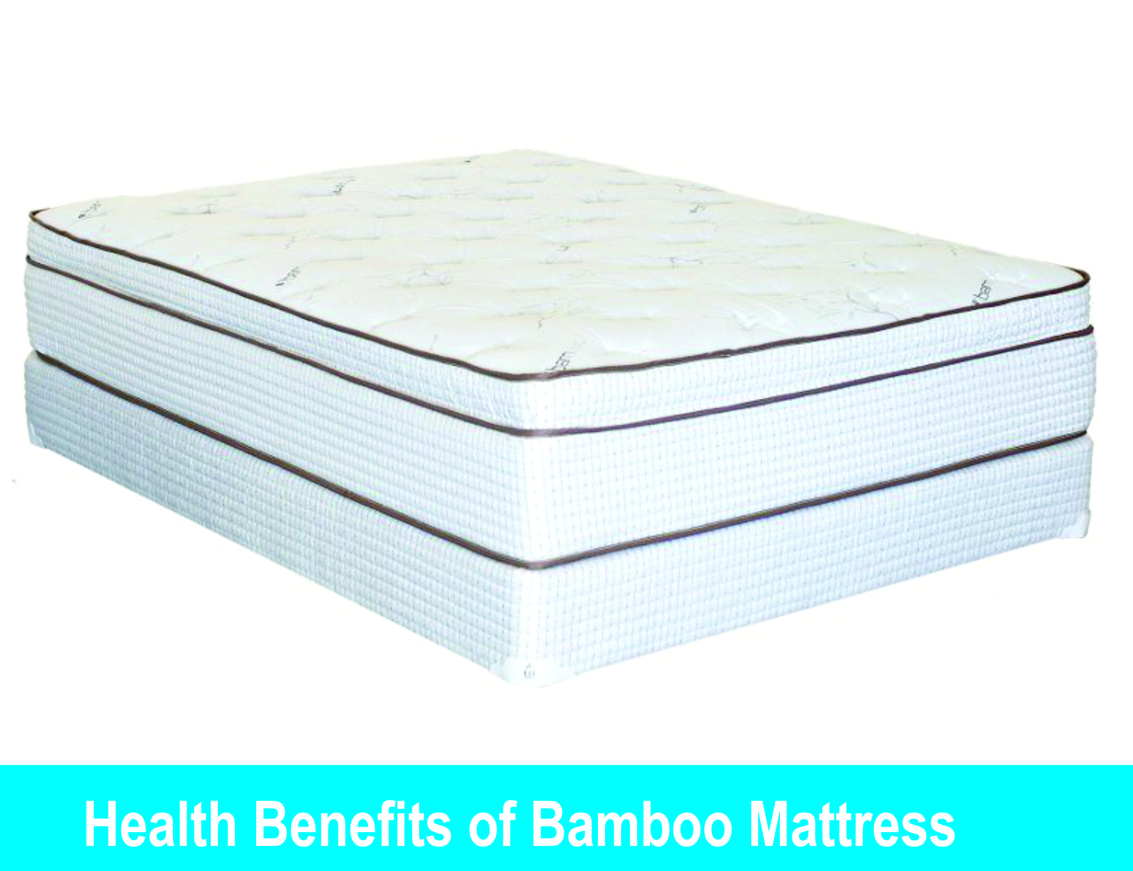 health benefits bamboo mattress