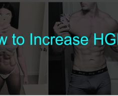 how to increase hgh