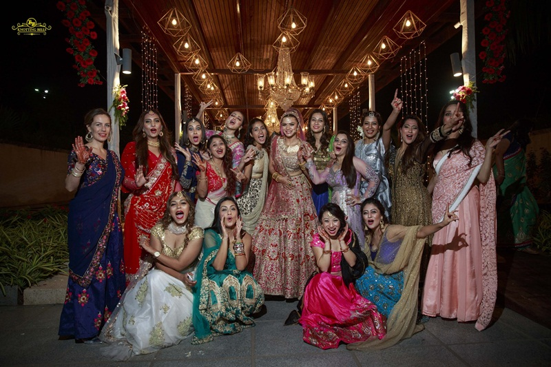 Aashka Goradia & Brent Wedding 2017