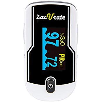 Acc U Rate 430-DL Premium Fingertip Pulse Oximeter
