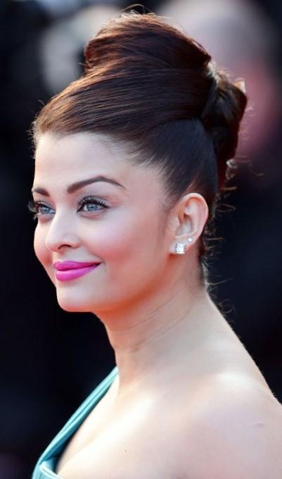 Aishwarya Rai Bollywood Actress Hairstyle