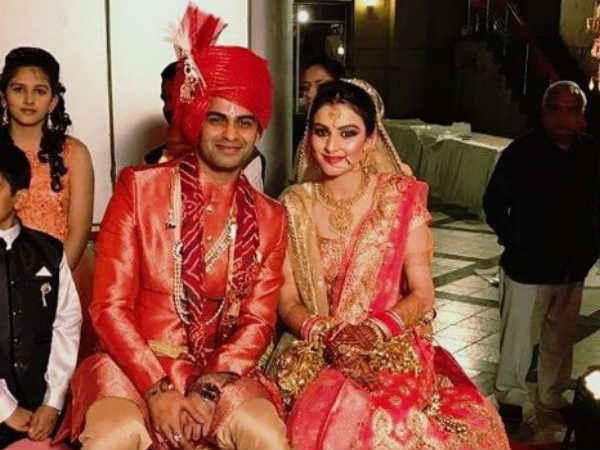 Amit Dolawat & Cheshta Sharma Wedding 2017