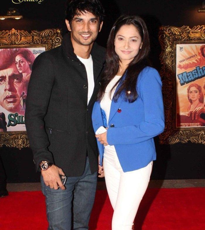 Ankita Lokhande Sushant Rajput Breakup
