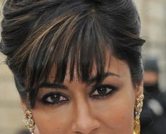 Chitrangana Sen Bollywood Actress Hairstyle