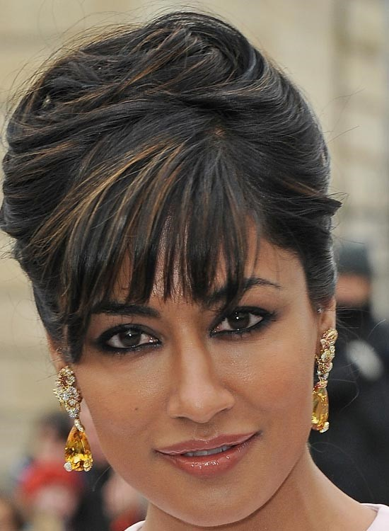 Chitrangana Sen Bollywood Actress Hairstyle