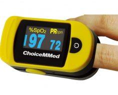ChoiceMMed Pulse Oximeter