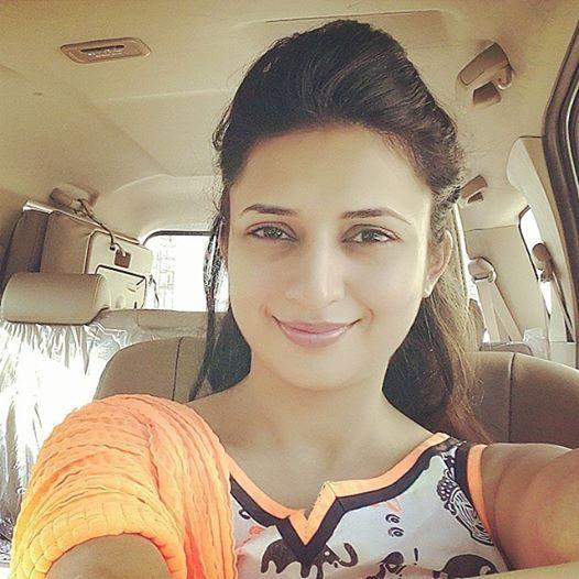 Divyanka Tripathi NO Makeup