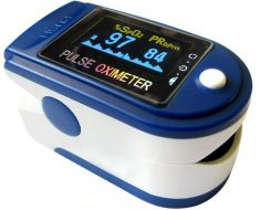 Dr. Trust Finger Pulse Oximeter REVIEW