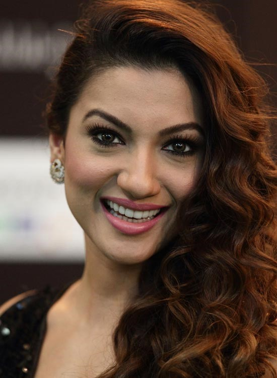 Gaur Khan Bollywood Actress Hairstyle