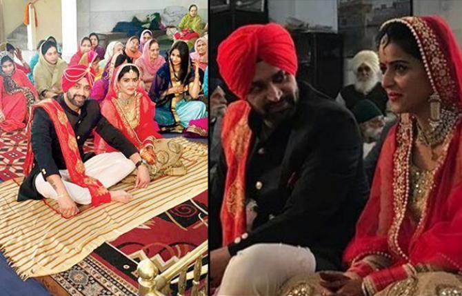 Ginni Virdi & Parminder Singh Wedding 2017