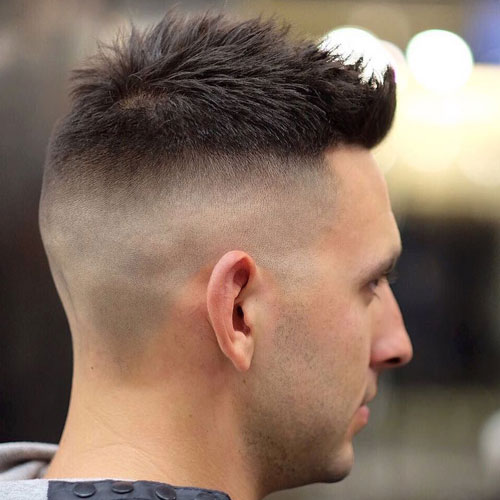 High Bald Fade Popular Haircut For Men in 2018