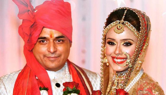 Hrishita Bhatt & Anand Tiwari Wedding 2017