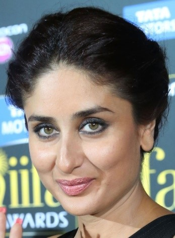 Kareena Kapoor Bollywood Actress Hairstyle
