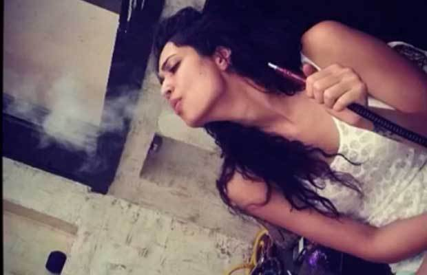Karisma Tanna Real Life Smoking