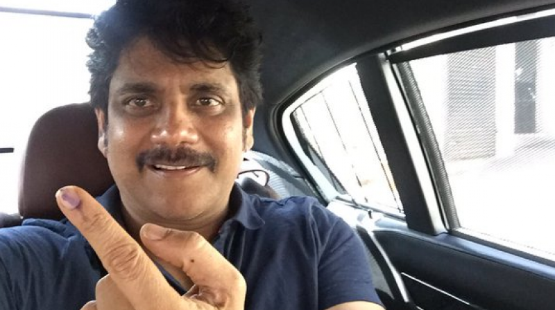 Nagarjuna No Makeup