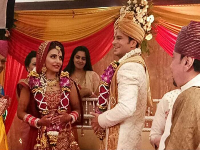 Navina Bole and Karan Jeet Wedding 2017