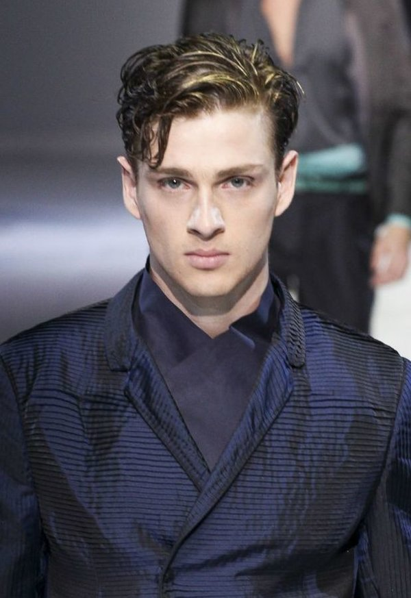 Parted Bundle Popular Haircut For Men in 2018