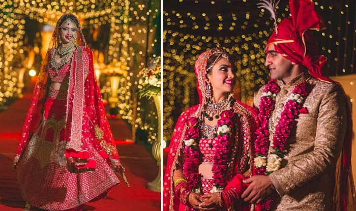 Pooja Banerjee & Sandeep Sejwal Wedding 2017